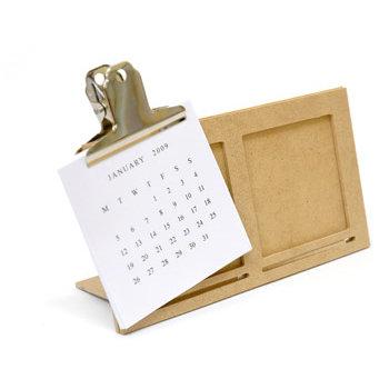 Kaisercraft - Beyond the Page Collection - Desk Calendar, BRAND NEW