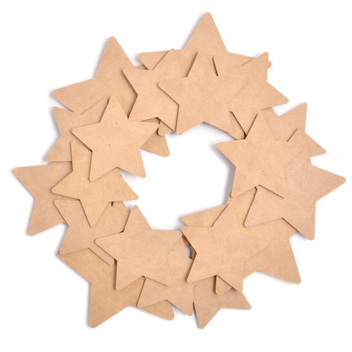 Kaisercraft - Beyond the Page Collection - Star Wreath