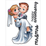 Some Odd Girl - Clear Acrylic Stamps - Threshold Mae