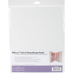Crafter's Companion - EZ Mount Stamp N Store Storage Panels - Tabbed - 3-Ring - 4 Pack