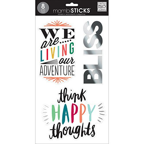 Me and My Big Ideas - Sticker Value Pack - This Colorful Life