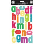 Me and My Big Ideas - MAMBI Sticks - Large Alphabet Stickers - Century - Lowercase