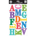Me and My Big Ideas - MAMBI Sticks - Large Alphabet Stickers - Century - Uppercase