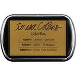 Clearsnap - Teresa Collins - Pigment Ink Pad - Glitz Gold