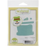 Taylored Expressions - Die - Sack It - Snowman