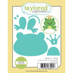 Taylored Expressions - Die - Sack It - Frog