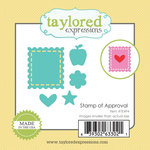 Taylored Expressions - Die - Stamp Of Approval