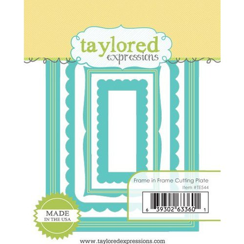 Taylored Expressions - Die - Frame In Frame