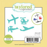 Taylored Expressions - Little Bits Dies - Aircraft
