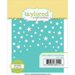 Taylored Expressions - Die - Starry Nights Cutting Plate