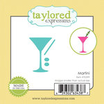 Taylored Expressions - Little Bits Dies - Martini