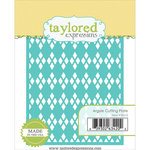 Taylored Expressions - Die - Argyle Cutting Plate
