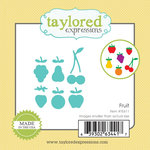 Taylored Expressions - Little Bits Dies - Fruit