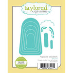 Taylored Expressions - Die - Popsicle Stacklets