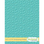 Taylored Expressions - Embossing Folder - Bubbles