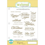 Taylored Expressions - Cling Stamp - Rejoice