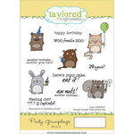 Taylored Expressions - Cling Stamp - Party Grumplings