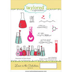 Taylored Expressions - Cling Stamp - Love Is The Solution