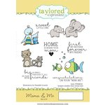 Taylored Expressions - Cling Stamp - Mama and Me