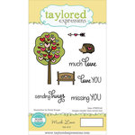 Taylored Expressions - Cling Stamp - Much Love