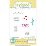 Taylored Expressions - Cling Stamp - Beaker Buddies