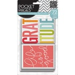 Me and My Big Ideas - Pocket Pages - Themed Cards - 3 x 4 - Story of Me