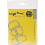 Waffle Flower Crafts - Craft Die - Pots