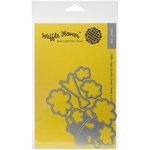 Waffle Flower Crafts - Craft Die - A Bunch