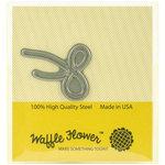 Waffle Flower Crafts - Tiny Die - Twine Bow