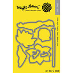 Waffle Flower Crafts - Craft Die - Lotus