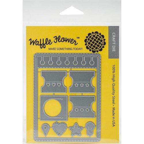 Waffle Flower Crafts - Craft Die - Stay Focused