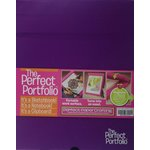 Perfect Paper Crafting - Portfolio - Purple