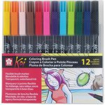 Sakura - Koi Coloring Brush Pens - 12 Pack