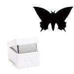 DoCrafts - Xcut - Small Palm Punch - Pointed Butterfly - .375 Inch