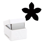 DoCrafts - Xcut - Medium Palm Punch - Petal - .625 Inch