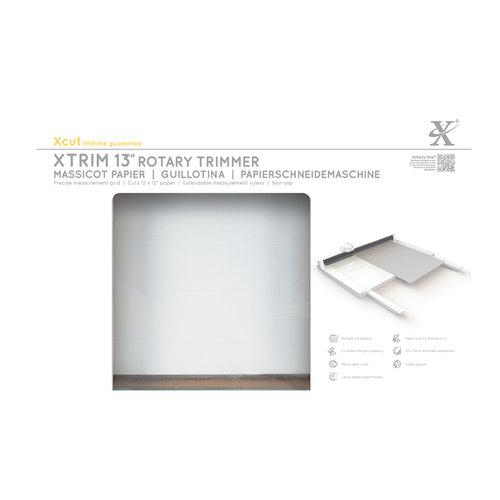 DoCrafts - Xcut - Xtrim 13 Inch Rotary Trimmer