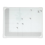 DoCrafts - Xcut - 16.5 x 11.7 Inch Tempered Glass Cutting Mat