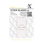 DoCrafts - Xcut - Xtrim Replacement Blades