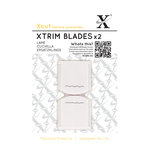 DoCrafts - Xcut - Xtrim Replacement Blades - Deckle and Scallop