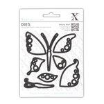 DoCrafts - Xcut - Decorative Dies - Butterflies