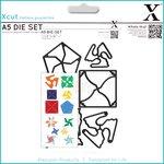 Docrafts - Xcut - A5 Die Set - Mini Pinwheels