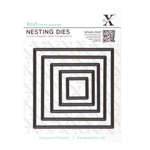 DoCrafts - Xcut - Nesting Dies - Square