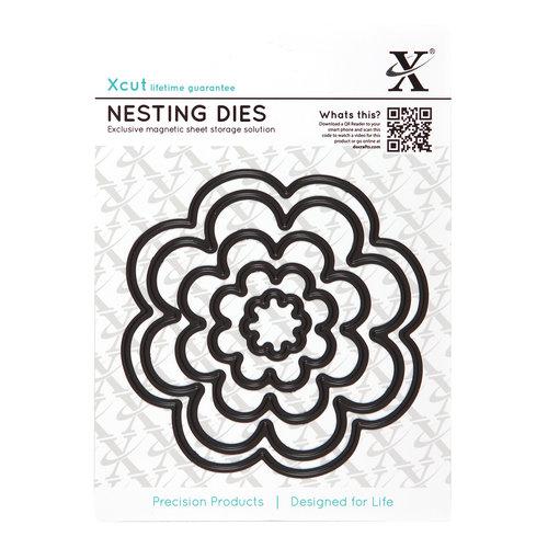 DoCrafts - Xcut - Nesting Dies - Bloom
