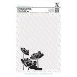 Docrafts - Xcut - A5 Embossing Folder - Large Blossom