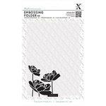Docrafts - Xcut - A5 Embossing Folder - Large Blossom
