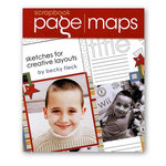 F+W Publications Inc. - Memory Makers Books - Page Maps by Becky Fleck
