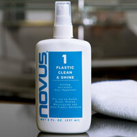 Novus Polish Inc - Novus 1 - Plastic Clean and Shine - 8 Ounces