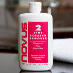 Novus Polish Inc - Novus 2 - Fine Scratch Remover - 8 Ounces
