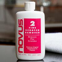 Novus Polish Inc - Novus 2 - Fine Scratch Remover - 8 Ounces