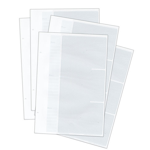 Pioneer - Bi-Directional Photo Album Refills - 10 Pages - 5 Sheets